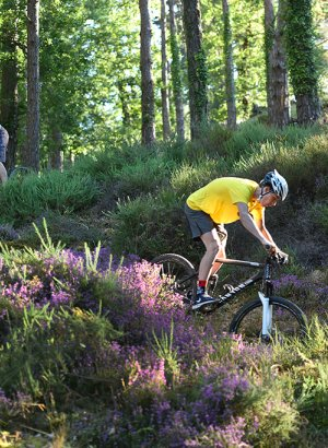 La Creuse, terre de sports nature et de cyclisme
